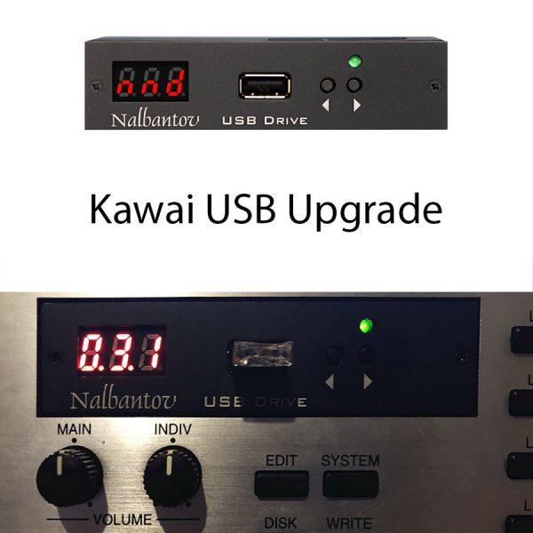 Floppy Drive USB Emulator Nalbantov N-Drive eXtreme for Kawai K5000 and K5000R