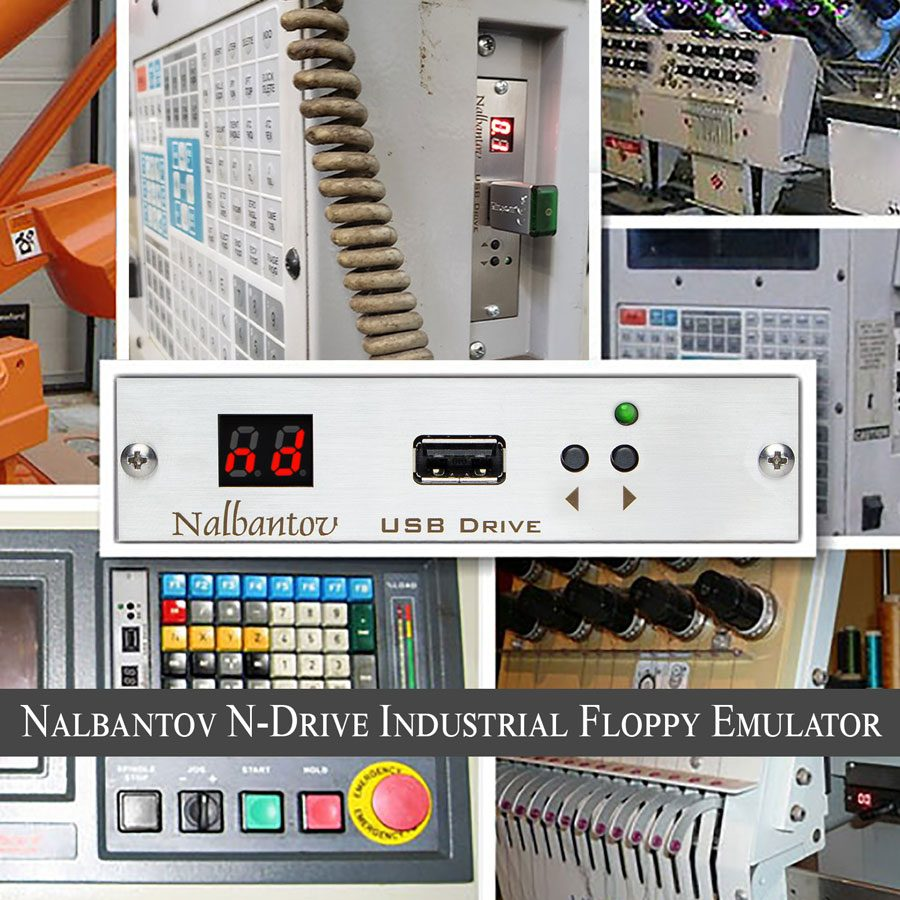 N-Drive Industrial emulator